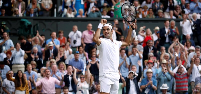 11 YEARS LATER, FEDERER TOPS NADAL IN WIMBLEDON SEMIFINALS