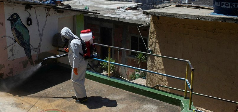 BRAZIL REGISTERS 24,468 NEW CONFIRMED CASES OF CORONAVIRUS AND 272 DEATHS
