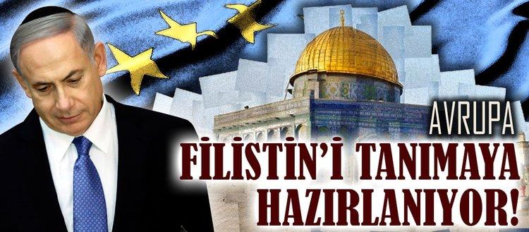 Avrupa Filistin'i tanımaya hazırlanıyor!