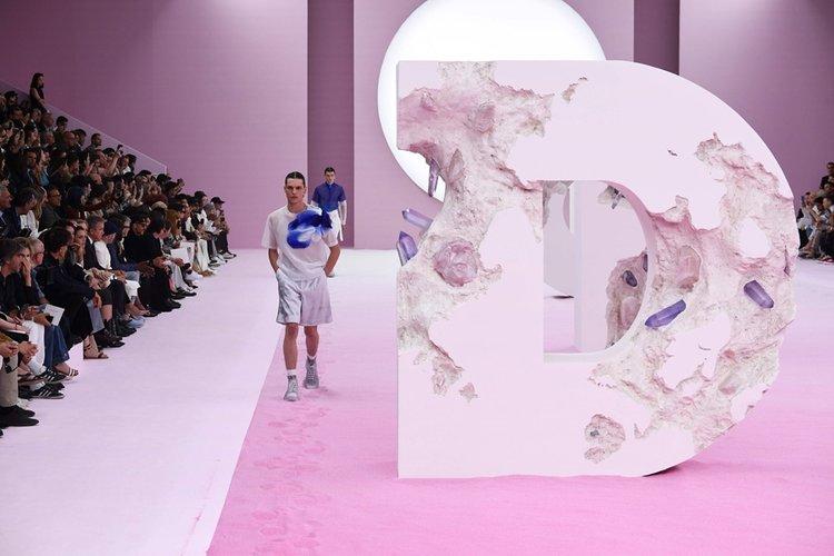 Dior Homme İlkbahar/Yaz 2020 Koleksiyonu