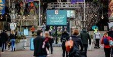Confirmed coronavirus cases in Netherlands pass500,000