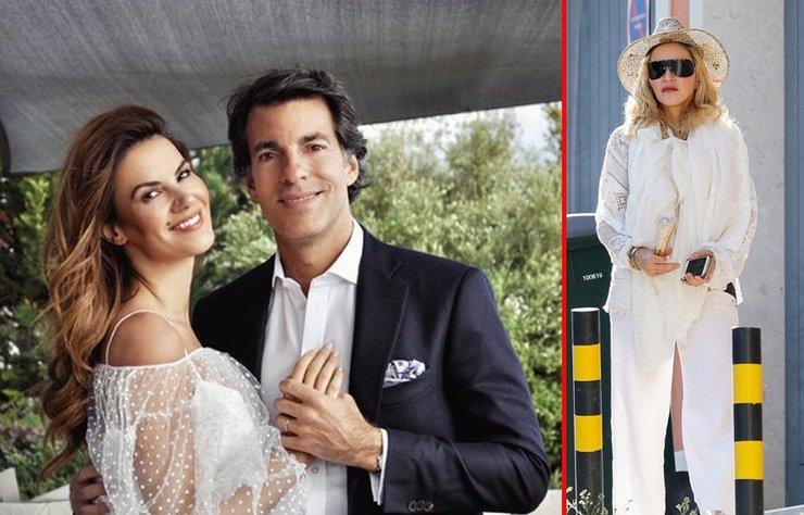 Şef Memet Özer ile 12 yıllık evliliği iki yıl önce sürpriz bir şekilde biten ünlü top model Tülin Şahin, önceki gün sessiz sedasız ikinci kez gelin oldu.