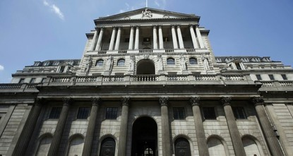 Bank of England Governor Mark Carney said on Wednesday that Britain's giant financial services sector could be undermined like a wobbly wooden tower in the popular game of Jenga if key parts of the...