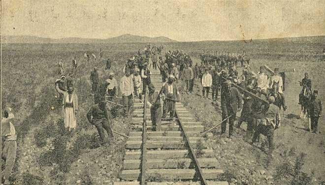 Osmanlı'nın son büyük projesi; Hicaz Demiryolu - Galeri - Fikriyat Gazetesi