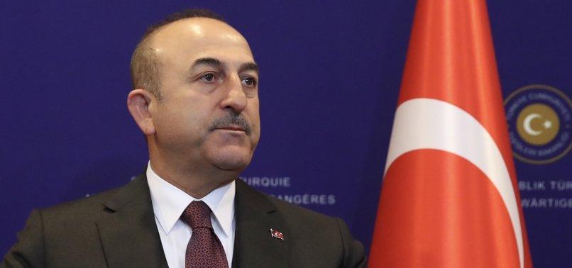 TURKEY WILL PROTECT TURKISH CYPRIOTS RIGHTS IN EASTERN MEDITERRANEAN, FM ÇAVUŞOĞLU SAYS