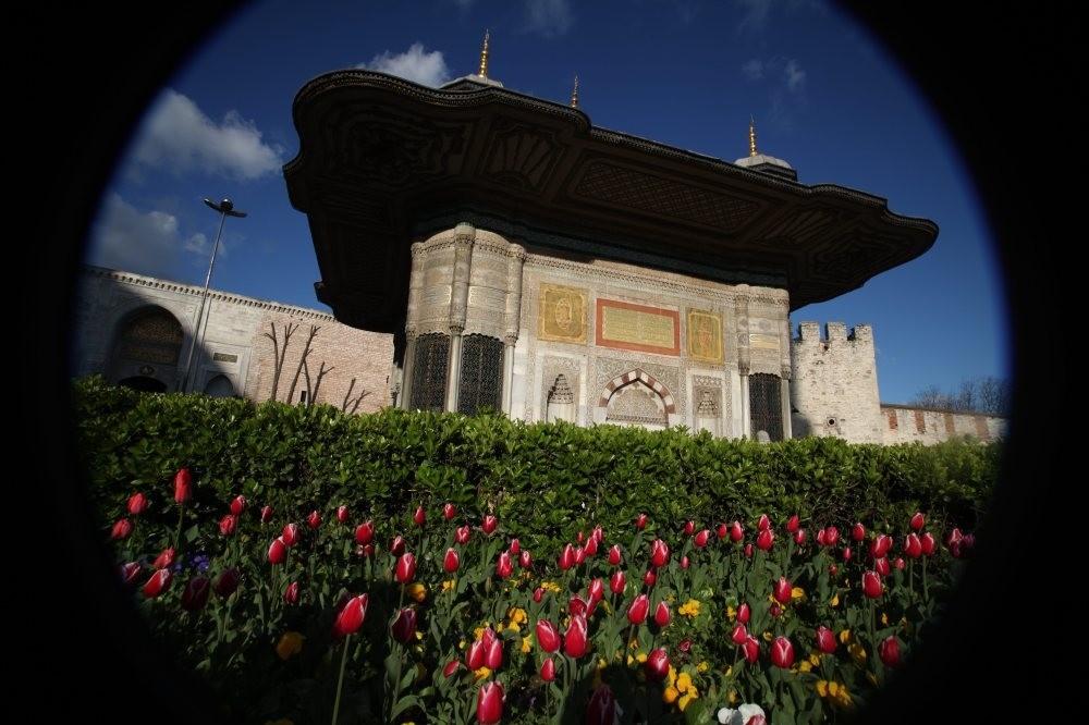 Sultan Ahmed III Fountain, Sultanahmet