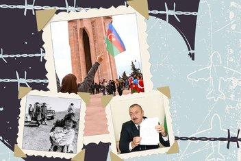 İşgalden kurtarılan Karabağ'ın tarihi kırılma noktaları