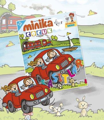 01.10.2020 Minika Çocuk Dergi - Sayı: 46