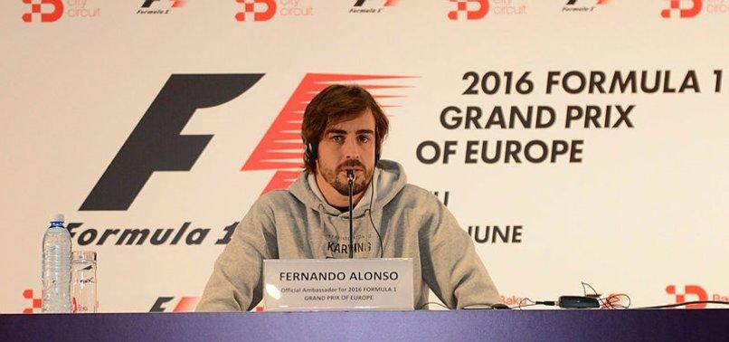 FERNANDO ALONSO RETURNS TO FORMULA 1 FOR 2021