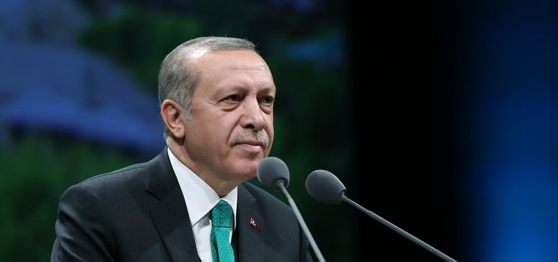 TURKEYS ERDOĞAN GETS PEACE AWARD FOR HELPING REFUGEE CHILDREN