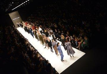 Mercedes-Benz Fashion Week Istanbul 2. gün!