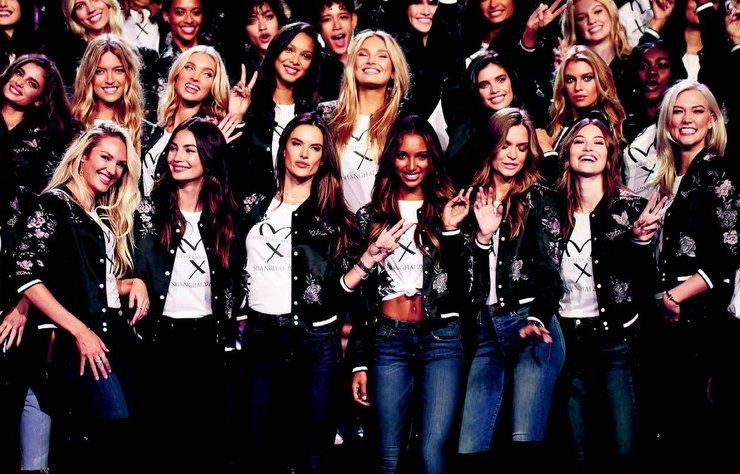 Bu yılki Victoria's Secret defilesinde podyuma çıkacak modeller açıklandı.