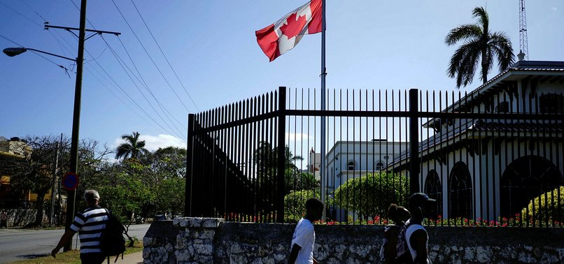 CANADA PULLS DIPLOMAT FAMILIES OUT OF CUBA OVER MYSTERIOUS ILLNESS