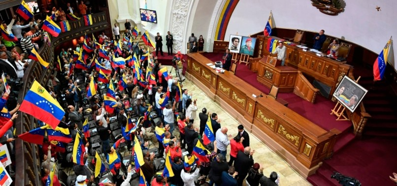 VENEZUELAN GOVERNMENT, OPPOSITION SAY WILLING TO RELAUNCH DIALOGUE