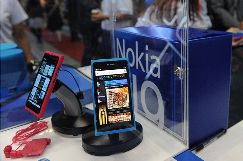 Finnish telecom equipment maker Nokia said on May 18, 2016 it plans a global comeback into its former goldmine of handsets and tablets, by licensing its brand to a newly-created Finnish company. (AFP Photo)