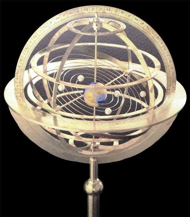 Dünyanın döndüğünü Galileo'dan önce Es-Siczî keşfetti (10 Ocak 2018)