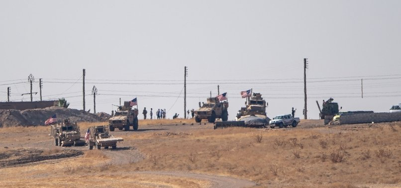 TURKISH, US TROOPS BEGIN SAFE ZONE JOINT PATROLS IN NORTH SYRIA