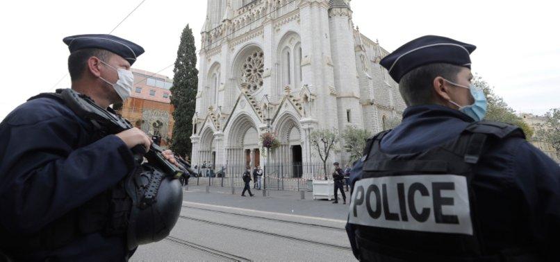 ERDOĞAN AIDE STRONGLY CONDEMNS TERROR ATTACK AT NICE CHURCH
