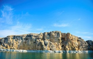 Unique canyons around Euphrates River enthrall visitors from all over the world
