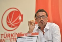 Former NBA star and President Recep Tayyip Erdoğan's chief sports adviser Hidayet Türkoğlu has announced on Thursday that he will be a candidate for the presidency of the Turkish Basketball...