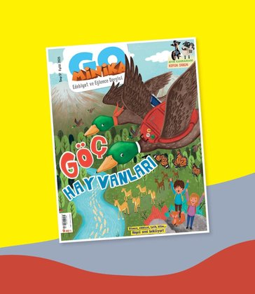 01.09.2021 MinikaGo Dergi - Sayı: 57
