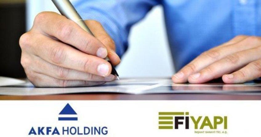 Fi Yapı ve AKFA Holding'e bağlı 22 şirkete kayyum atandı