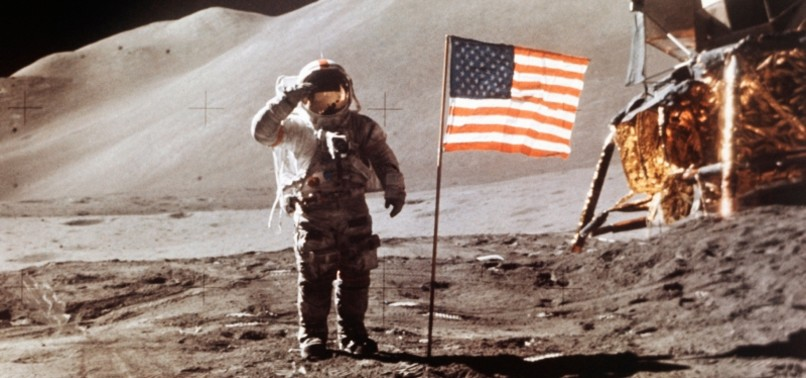 US ASTRONAUTS WILL LAND ON MOON WITHIN 5 YEARS, VP PENCE SAYS