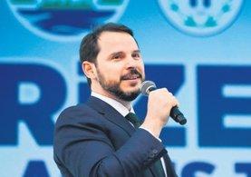 """Berat Albayrak: """"16 Nisan'da 'evet' terör örgütlerine tokat olacak"""""""