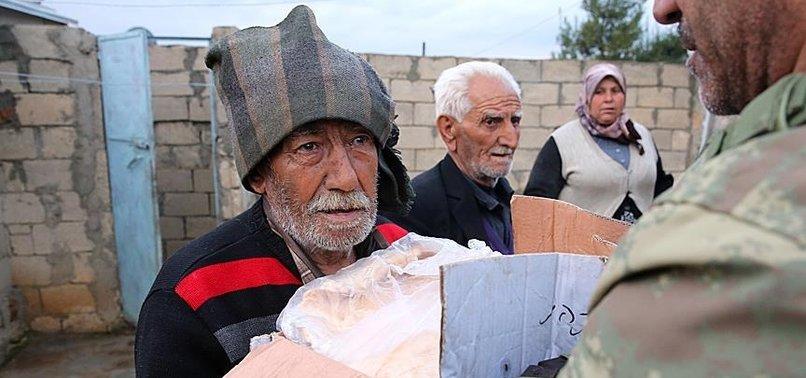TURKEYS AFRIN OPERATION ALLOWS LOCALS TO RETURN HOME