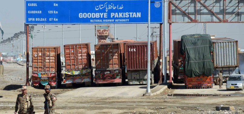 PAKISTAN TO REOPEN AFGHANISTAN BORDER FOR TRADE
