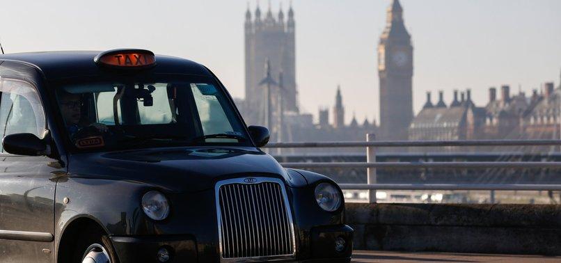 LONDON BLACK CAB PROTEST FALLS ON DEAF EARS AMID BREXIT