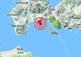 Deprem  Yunanistan'ı da vurdu: 2 ölü