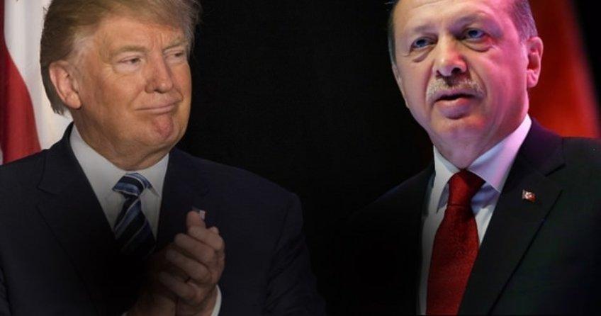 Cumhurbaşkanı Erdoğan'nın Trump ile ilk görüşme tarihi belli oldu