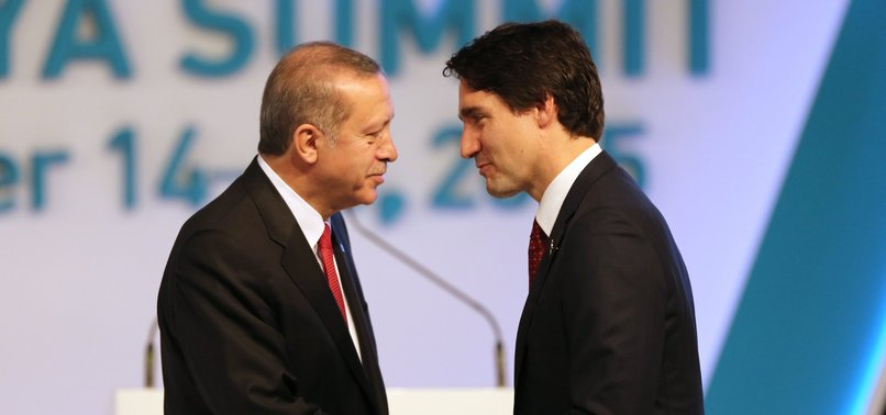 ERDOĞAN TO TRUDEAU: SUSPENSION OF DRONE EXPORTS NOT IN LINE WITH SPIRIT OF ALLIANCE