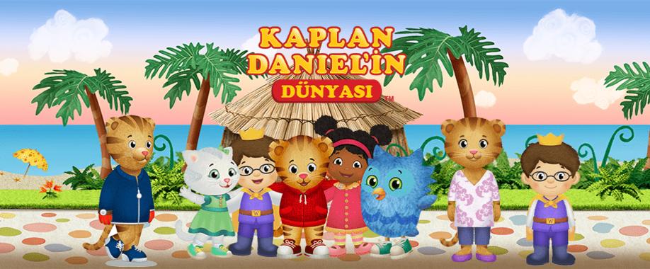 Kaplan Danielin Dünyası | Yakında