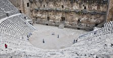 5 amphitheatres in Turkey to take you back to ancient times