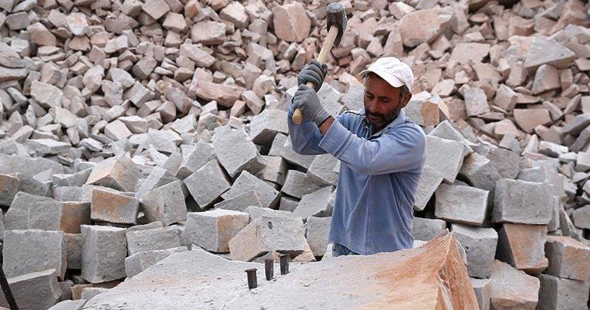 Mimar Sinan'ın torunları ekmeğini taştan çıkarıyor