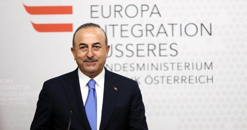 Çavuşoğlu: Avrupa'da terör örgütleri kendilerini adeta cennette hissetmemeli