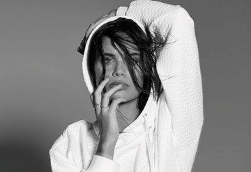 Sara Sampaio: Çıplak poz verdiğimde kendimi güçlü hissediyorum