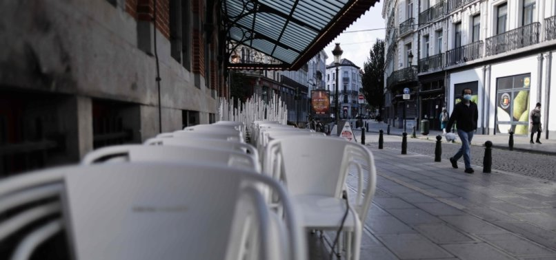 TURKISH RESTAURANTS SUFFER FROM 2ND VIRUS WAVE IN BELGIUM