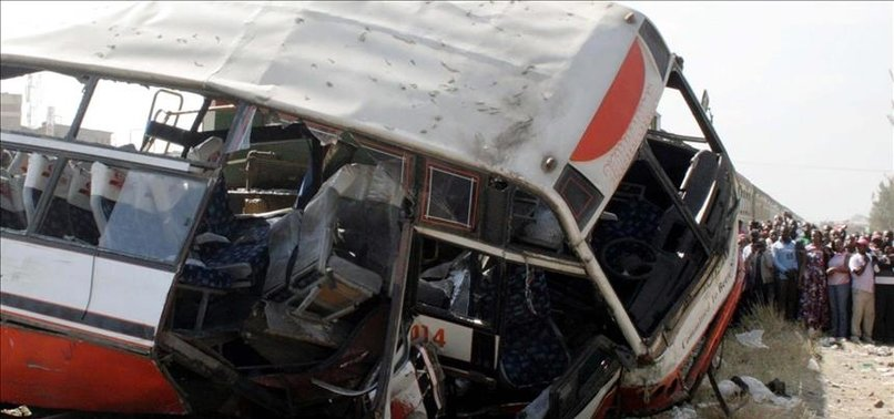 16 KILLED IN BUS ACCIDENT IN INDIAS UTTAR PRADESH