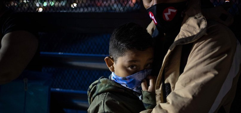 ALLEGED DRUG CARTELS DISTRIBUTE FOOD IN MEXICO AMID PANDEMIC