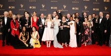 The Handmaid's Tale and Veep receive top Emmy Awards