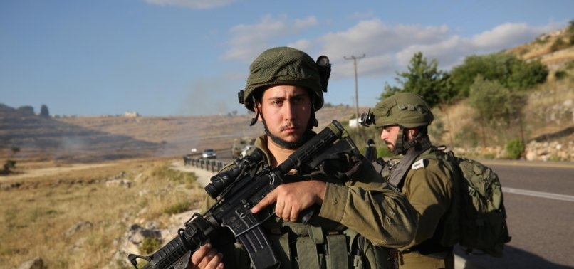 ISRAEL BEGINS MILITARY DRILL, THREATENS GAZA STRIP