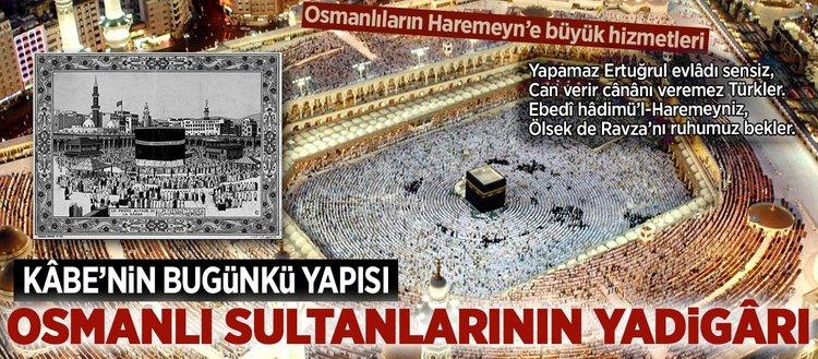 Osmanlıların Haremeyn'e hizmetleri (17 Ekim)