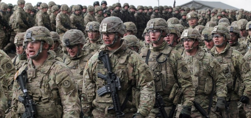 US ARMY DISCHARGES MORE THAN 500 IMMIGRANT PERSONNEL IN A YEAR