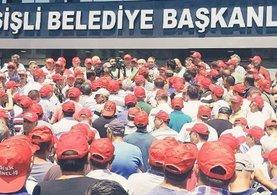 Şişli'de iş bırakan işçiler Ankara'ya 'adalet yürüyüşü' başlatıyor!