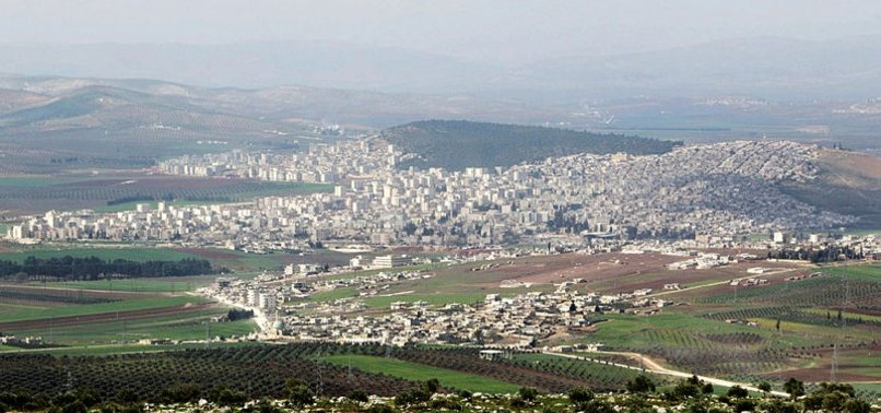 TURKISH TROOPS AND FSA FORCES BESIEGE CITY CENTRE OF SYRIAS AFRIN