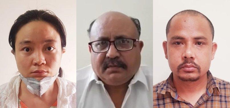 ESPIONAGE CHARGES AGAINST INDIAN JOURNALIST FALSE