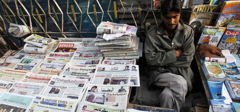 48 DAILIES MADE INELIGIBLE FOR GOVERNMENT ADS IN KASHMIR